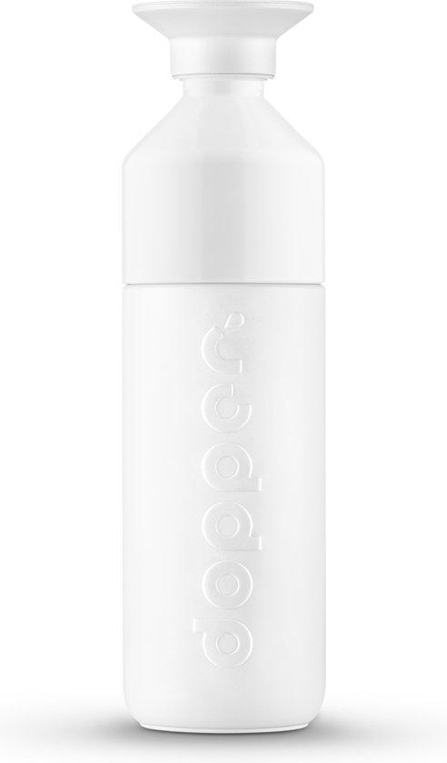 Dopper Insulated thermosfles - Wavy White - 580 ml