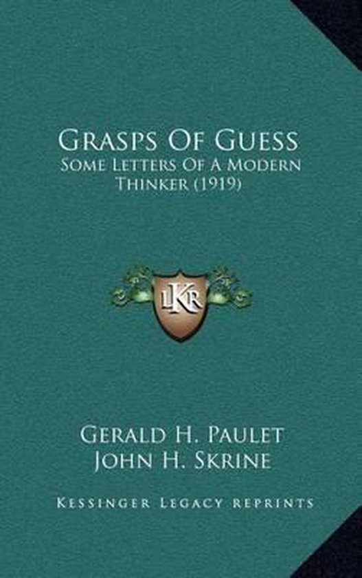 Grasps of Guess