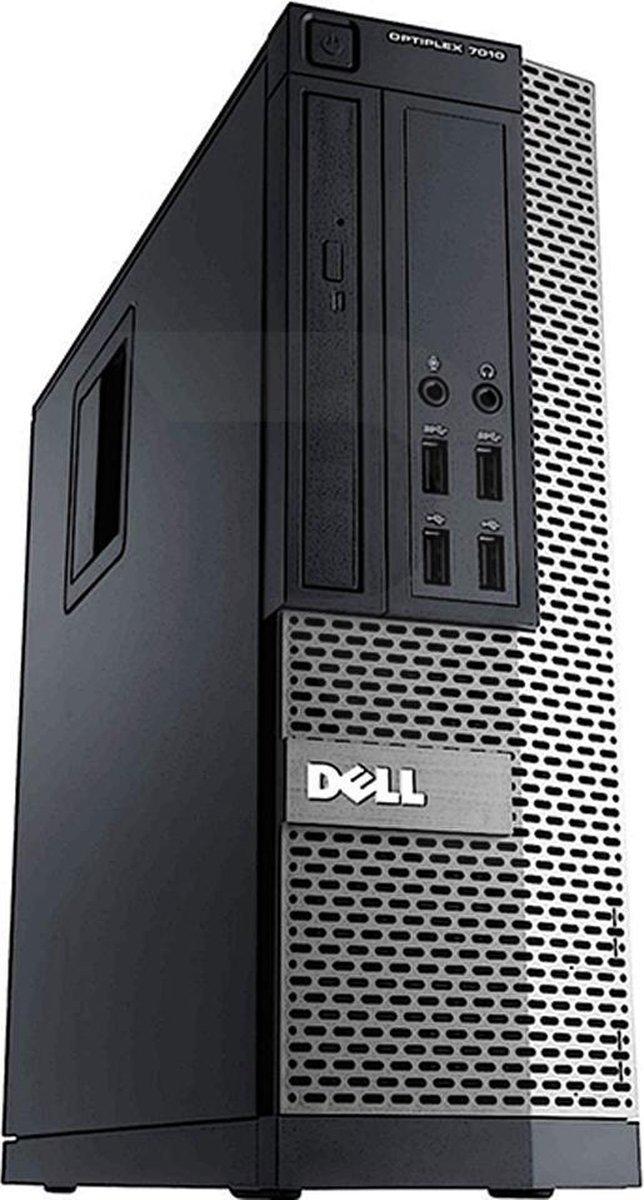Dell Optiplex 7010 SFF – Core i5 3470 / 8GB / 128GB SSD / DVD / Windows 10 – Refurbished Desktop PC