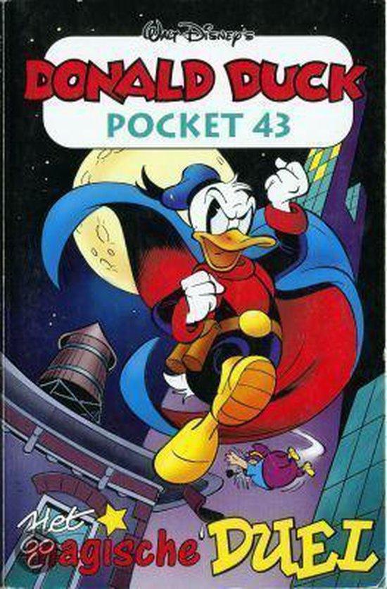 Donald Duck pocket 043 het magische duel - Disney |