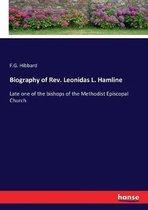 Biography of Rev. Leonidas L. Hamline