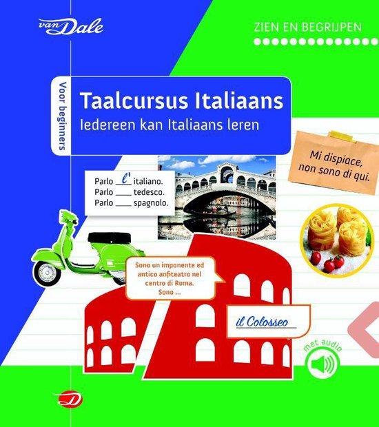 Van Dale taalcursus Italiaans - Federica Tommaddi |