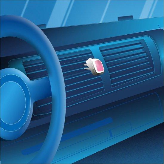 Ambi Pur Car Ochtend Dauw - 1 stuk - Clip On Auto Luchtverfrisser