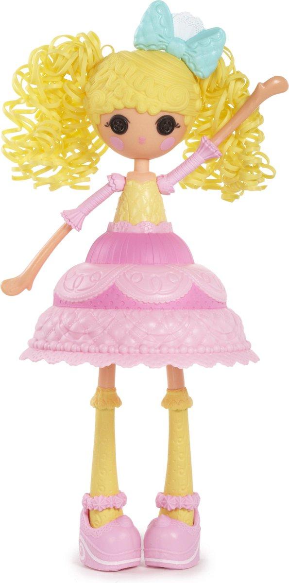 Lalaloopsy Girls Cake Fashion Doll- Candle Slice O
