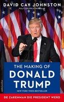 Boek cover The making of Donald Trump van David Cay Johnston (Paperback)