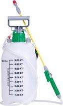 Onkruid bestrijding sproeier 5 liter - Tuin/terras reiniging - Tuin artikelen en benodigdheden