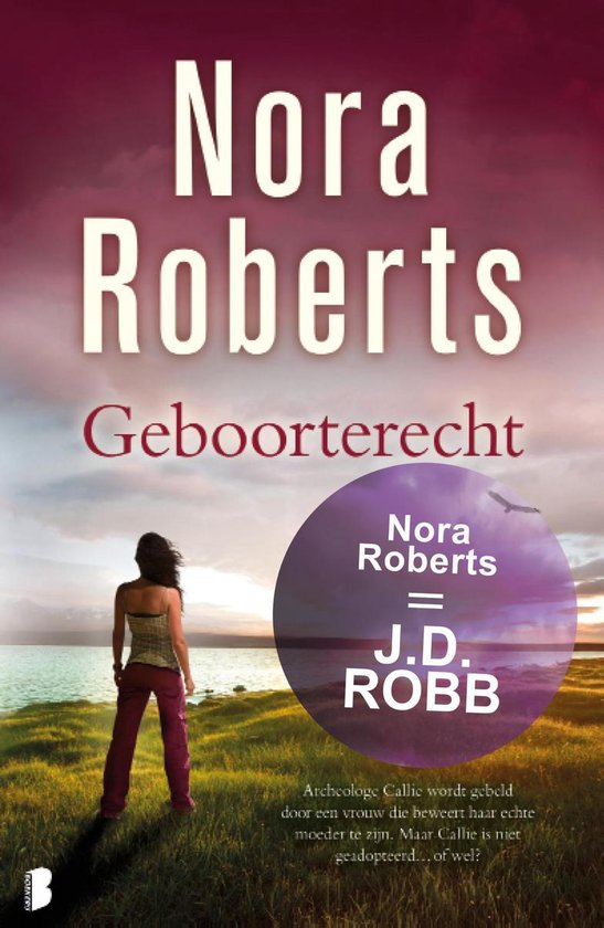 Geboorterecht - Nora Roberts pdf epub