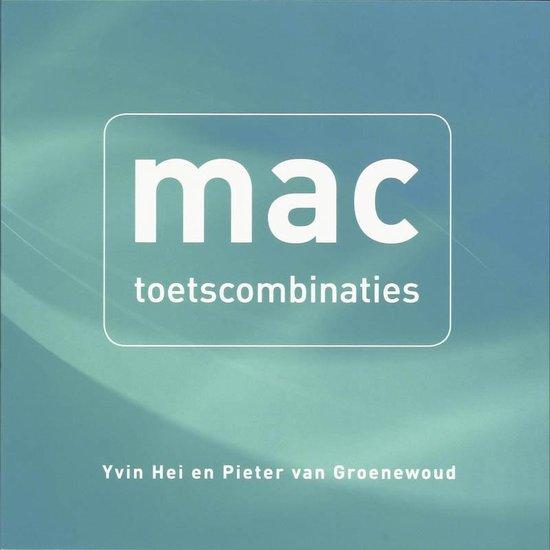 Mac - Toetscombinaties voor de Mac - Yvin Hei   Readingchampions.org.uk