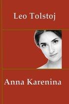 Boek cover Anna Karenina van Lev Tolstoj (Paperback)
