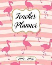 Teacher Planner 2019-2020 Lesson Plan Book