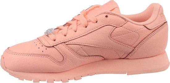 Reebok Classic Leather Bs7912, Vrouwen, Roze, Sneakers Maat: 38.5 Eu vKP0Y1