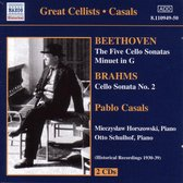 Casals:Beethoven.Brahms-Cello