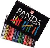 Talens Panda 12 oliepastels