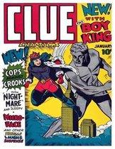 Clue Comics 1