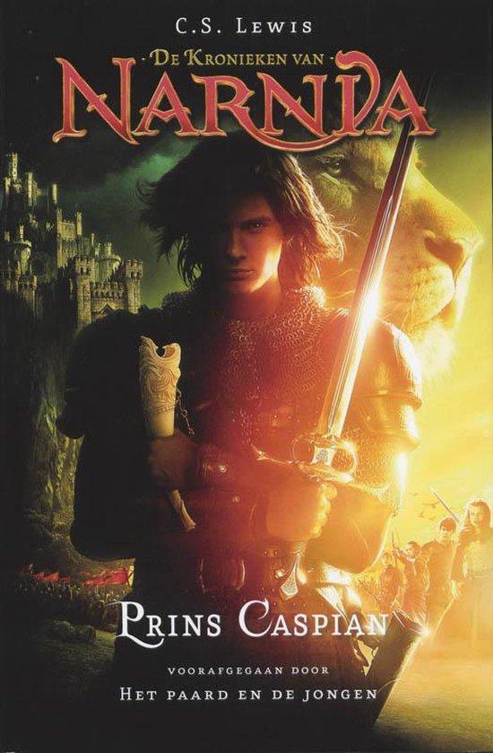 De Kronieken Van Narnia Prins Caspian - C.S. Lewis |
