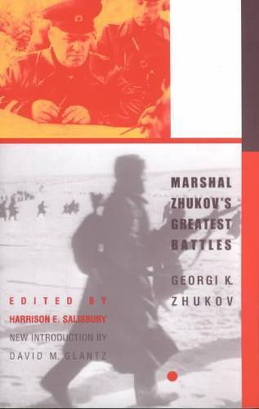 Marshal Zhukov's Greatest Battles