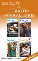 Bouquet Bundel - De kroon van Kalliakis (4-in-1)