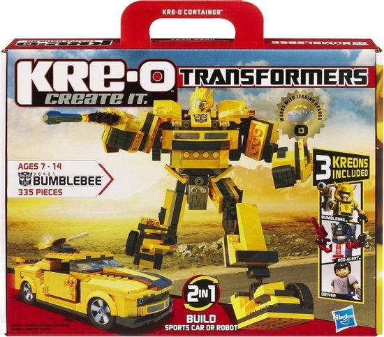 Transformers 5 Bumblebee Tot
