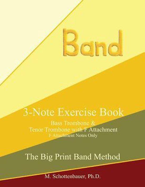Bass Trombone & Tenor Trombone with F Attachment