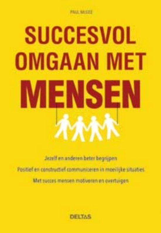 Succesvol omgaan met mensen - Paul Mcgee  