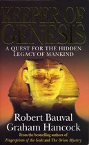 Boek cover Keeper Of Genesis van Robert Bauval