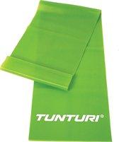 Tunturi - Weerstandsband - Medium Weerstand - Fitness elastiek - Groen