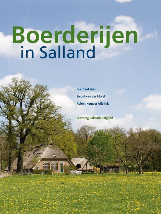 Boerderijen in Salland - Everhard Jans