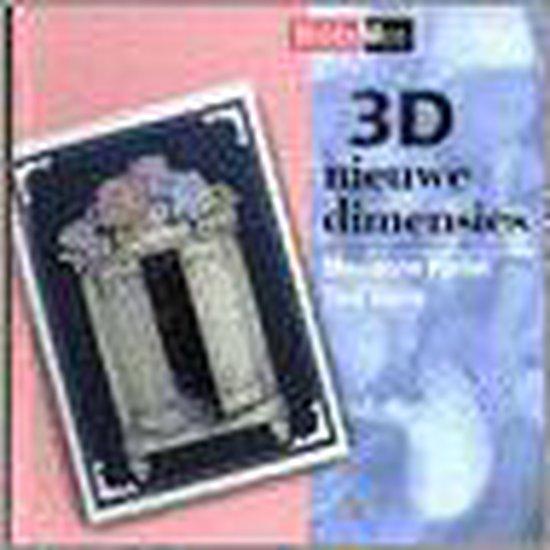 3D Nieuwe Dimensies - Marianne Perlot |