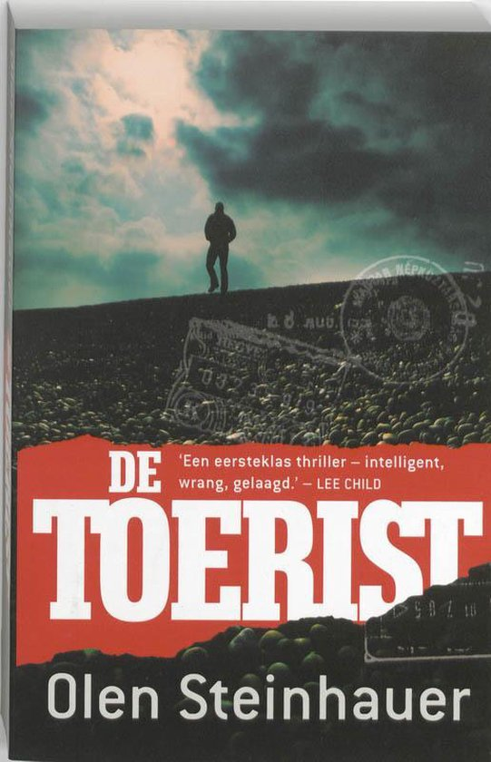 De Toerist - Olen Steinhauer |