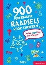 Raadselboeken 0 -   Meer dan 900 grappige raadsels