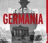 Boek cover Germania van Harald Gilbers