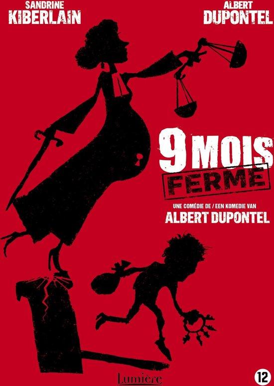 Cover van de film '9 Mois Ferme'