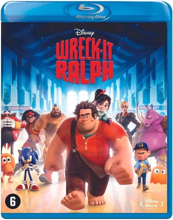 Cover van de film 'Wreck It-Ralph'