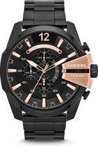 Diesel Mannen Horloge DZ4309 - Zwart