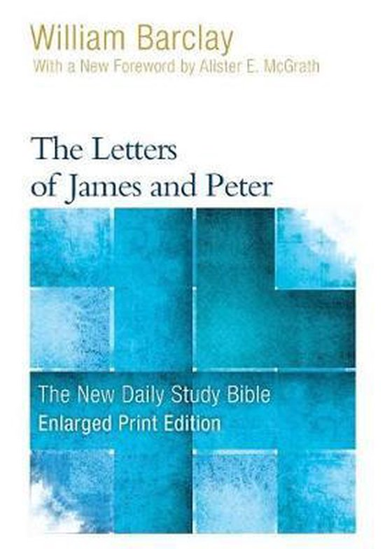 Boek cover The Letters of James and Peter van William Barclay (Paperback)