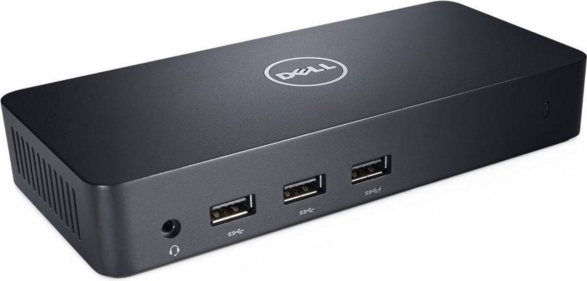 Dell 452-BBOO - UK - Docking Station - USB 3.0 (D3100) (Origineel)