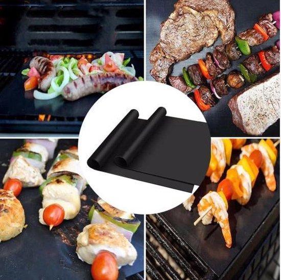 Bakmat | BBQ Mat | Barbecueaccessoires | Ovenmatten |Ovenbeschermer | Vaatwasserbetending - Plakt niet