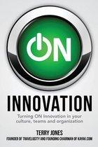 Boek cover On Innovation van Terry Jones