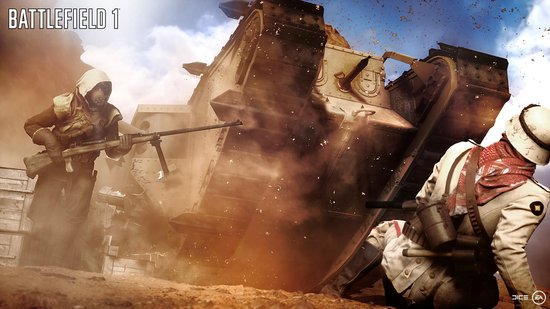 Battlefield 1 - Xbox One - Electronic Arts