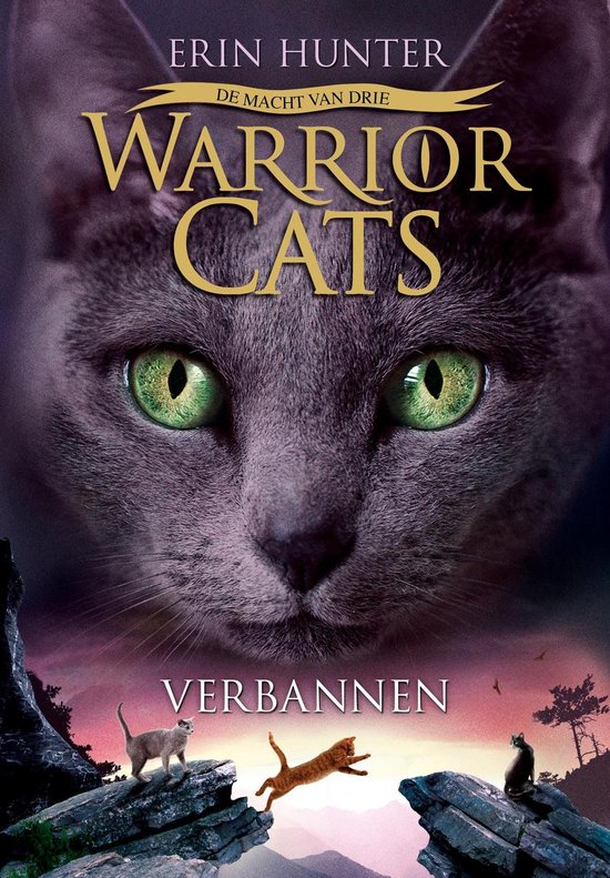 Warrior Cats | De macht van drie 3 - Verbannen