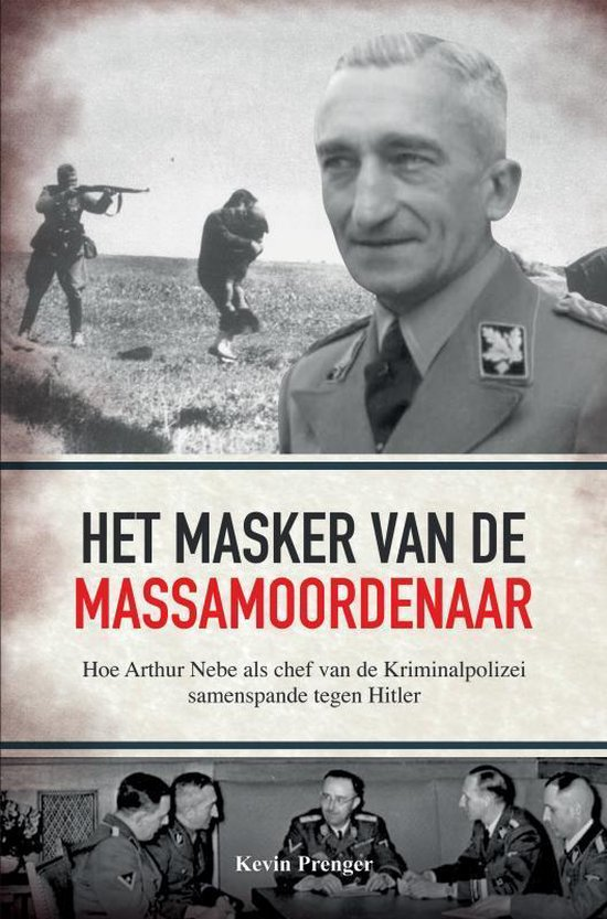 Het masker van de massamoordenaar