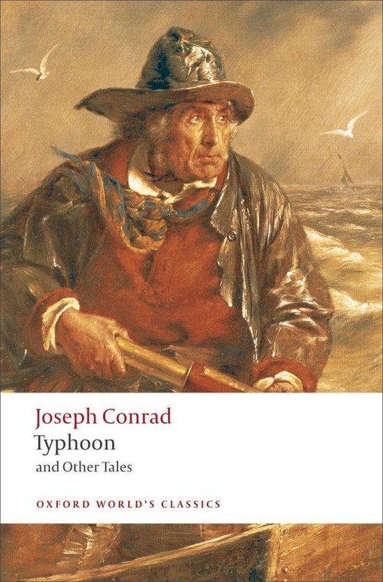 Boek cover Typhoon and Other Tales van Joseph Conrad (Onbekend)