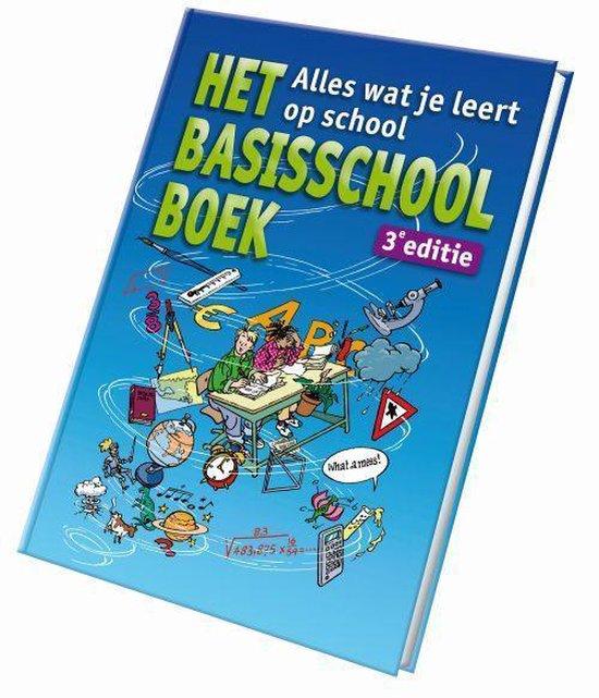 Boek cover Het basisschoolboek van  (Hardcover)