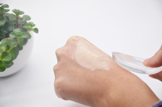 Silicone Make-Up Spons - Transparant
