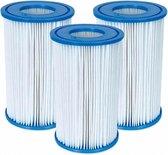Intex - Filter A - Navulling 3 Stuks