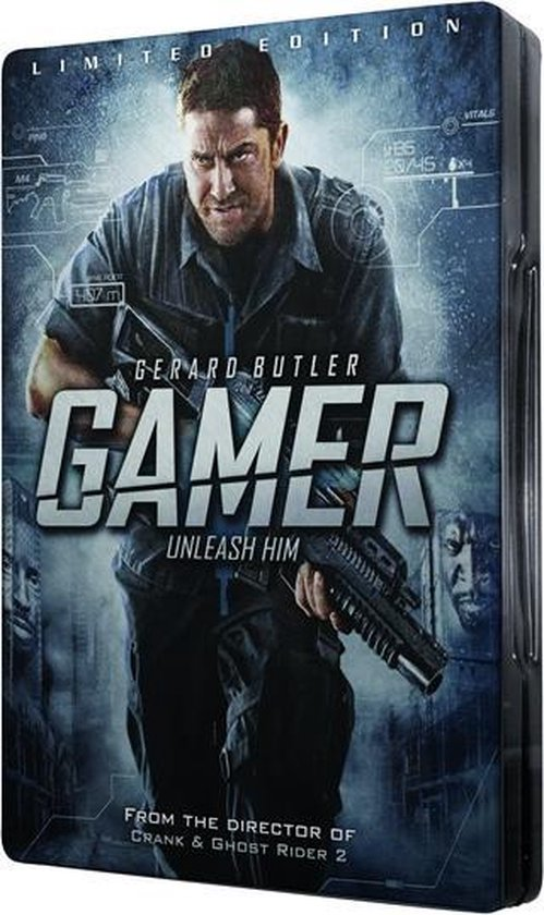 Cover van de film 'Gamer'