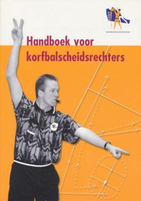 Handboek voor korfbalscheidsrechters
