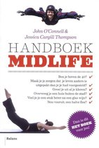 Boek cover Handboek midlife van John OConnell (Paperback)