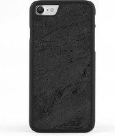 iPhone 7/8 Black stone - Slim cover
