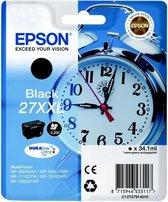 Epson 27XXL DURABrite Ultra Origineel Zwart 1 stuk(s)